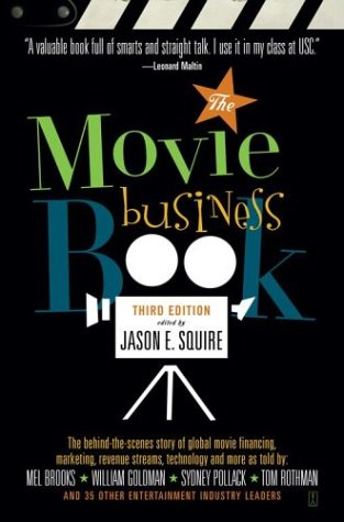 The Movie Business Book (Third Edition)