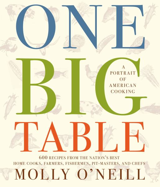 One Big Table: A Portrait of American Cooking