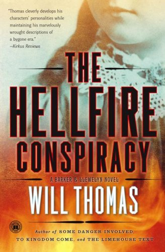 The Hellfire Conspiracy (Barker & Llewelyn Mysteries)