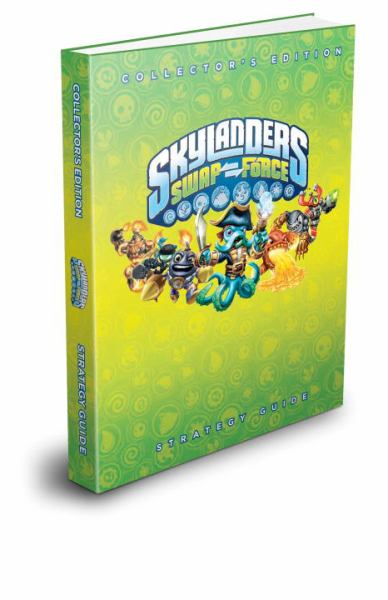 Skylanders SWAP Force Strategy Guide (Collector's Edition)