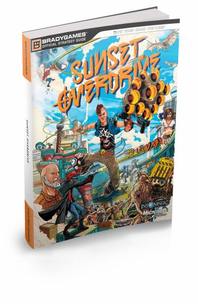 Sunset Overdrive (Bradygames Official Strategy Guide)