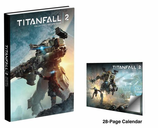 Titanfall 2 Collector's Edition Guide