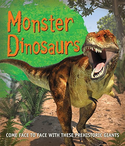 Monster Dinosaurs (Fast Facts)