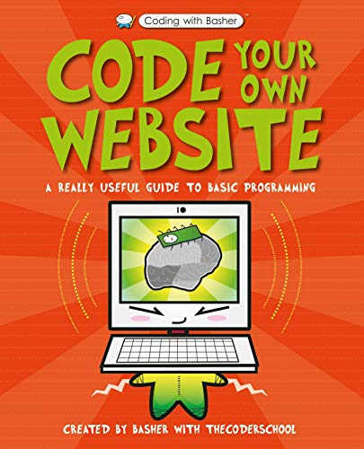 Code Your Own Website (Coding with Basher)