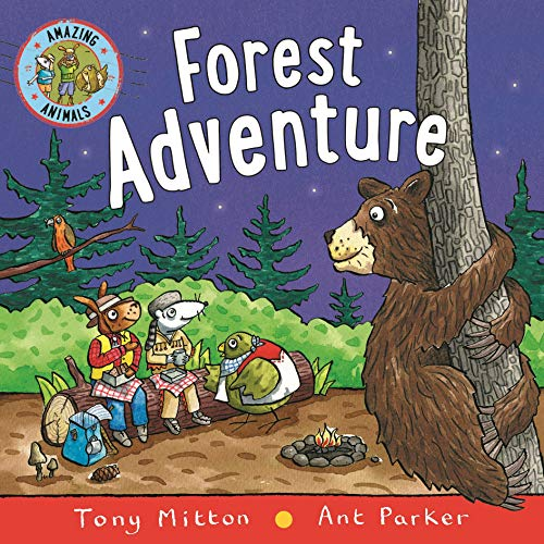Forest Adventure (Amazing Animals)