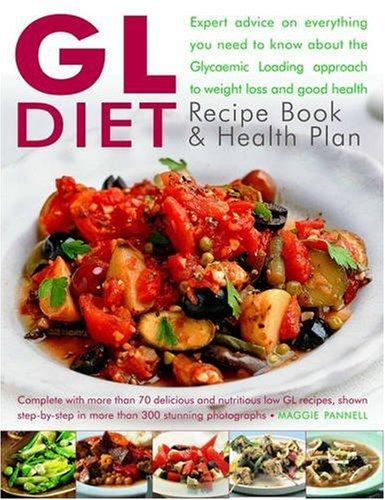 Gl Diet Recipe Book & Health Plan