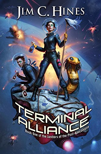Terminal Alliance (Janitors of the Post-Apocalypse, Bk. 1)