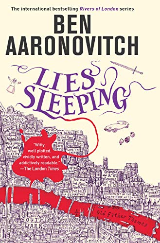 Lies Sleeping (Rivers of London, Bk. 7)