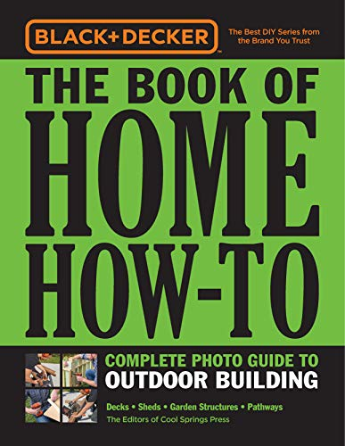 The Book of Home How-To (Black+Decker)