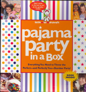 Pajama Party In A Box (LittleMissMatched)