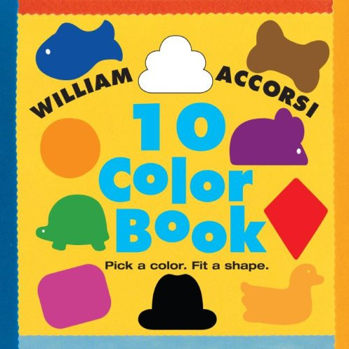 10 Color Book