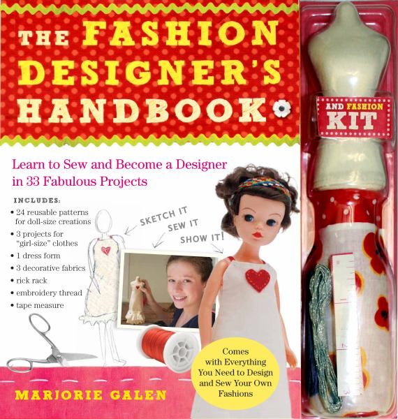 The Fashion Designer's Handbook