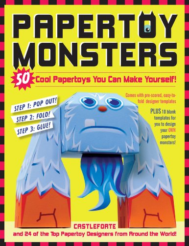 Monsters: Make Your Very Own Amazing !