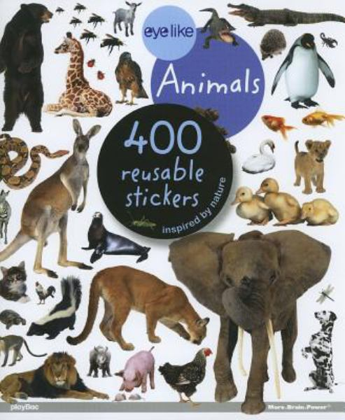 Animals (eye like Stickers)