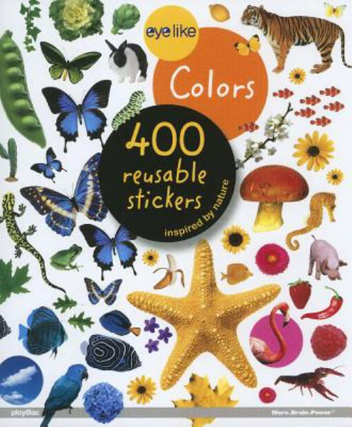 Colors (Eyelike Stickers)