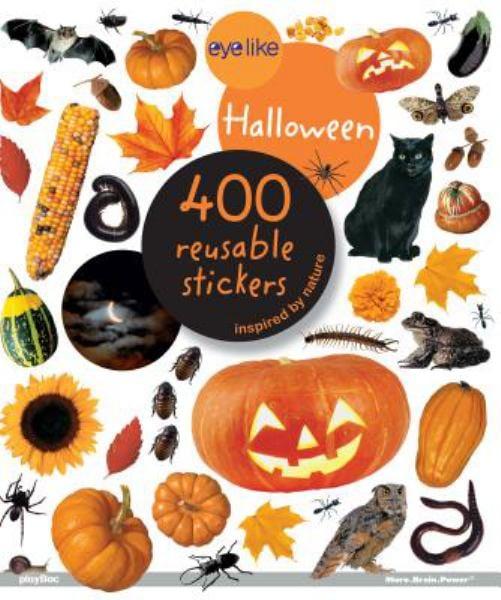 Eyelike Stickers Halloween