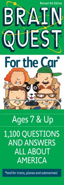 Brain Quest for the Car (Revised 4th Edition)
