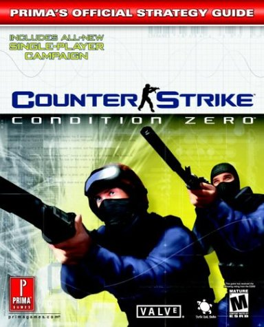 Counter Strike: Condition Zero: Prima's Official Strategy Guide
