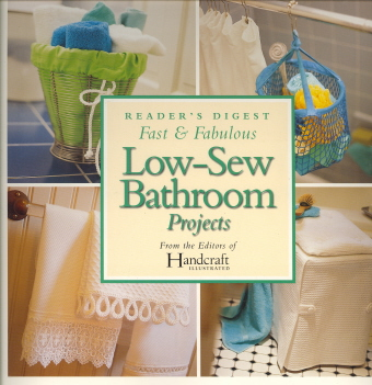 Fast & Fabulous Low-Sew Bathroom Projects