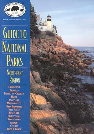 Northeast Region (Guide to National Parks)