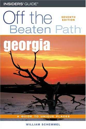 Georgia (Off the Beaten Path, Seventh Edition)