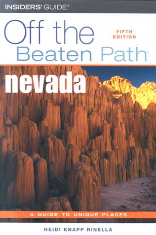 Nevada (Off the Beaten Path, Fifth Edition)