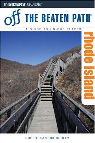 Rhode Island (Off the Beaten Path, 6th Edition)