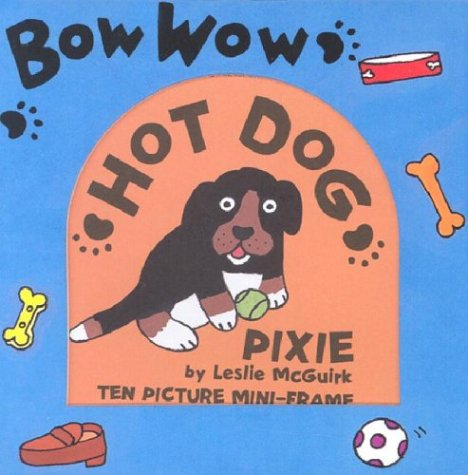Hot Dog Pixie Ten Picture Mini Frame