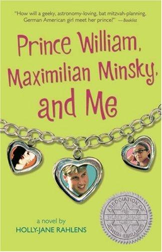 Prince William, Maximilian Minsky, And Me