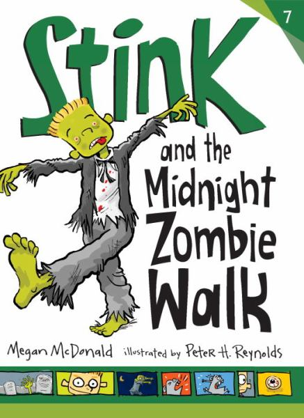 Stink and the Midnight Zombie Walk (Bk. 7)