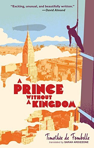A Prince Without a Kingdom (Vango, Bk. 2)