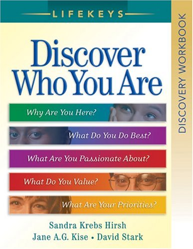 LifeKeys Discovery Workbook: Discover Who You Are (Lifekeys Discovery)