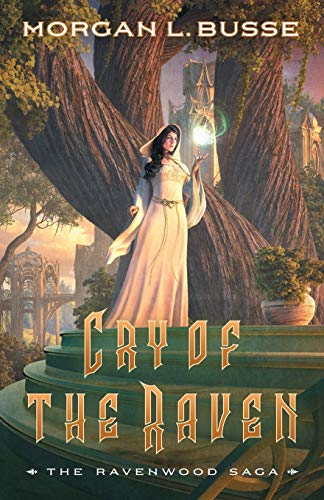 Cry of the Raven (The Ravenwood Bk. 3)