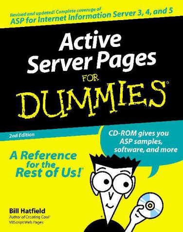 Active Server Pages For Dummies (2nd Edition)
