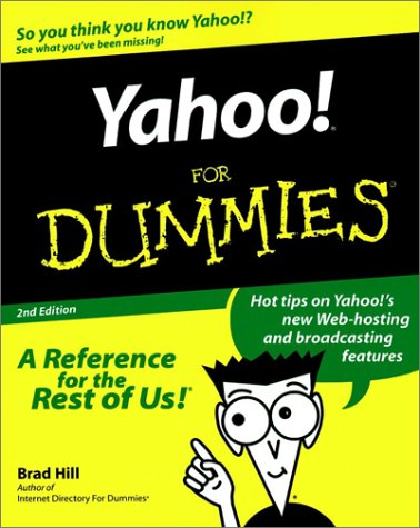 Yahoo! For Dummies (2nd Edition)
