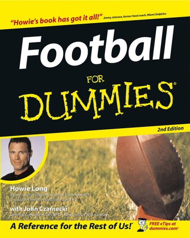 Football for Dummies (2nd Edition)