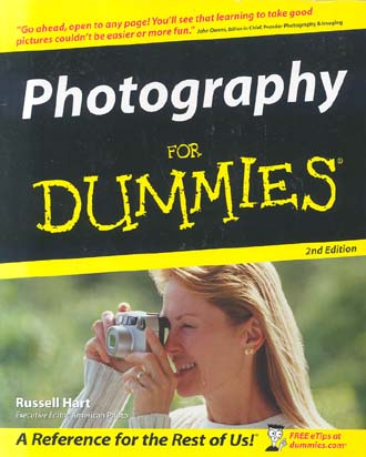 Photography for Dummies (2nd Edition)