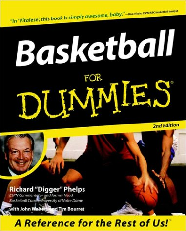 Basketball for Dummies (2nd Edition)