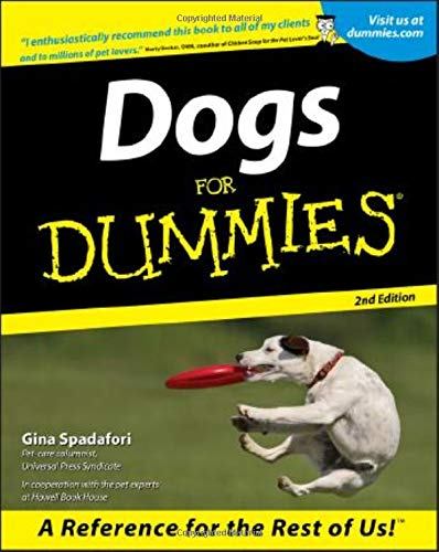 Dogs for Dummies (2nd Edition)