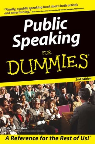 Public Speaking for Dummies (2nd Edition)