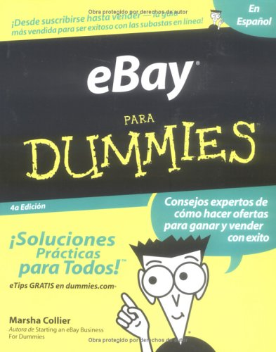 eBay Para Dummies (4a Edición)