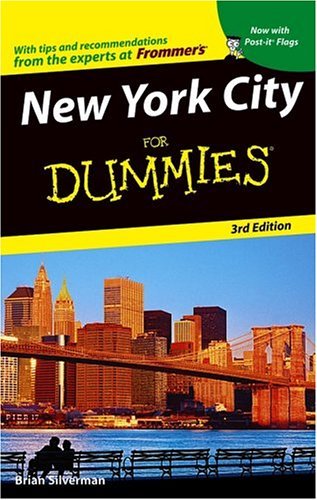 New York City for Dummies (3rd Edition)