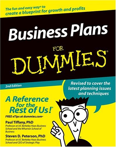 Business Plans for Dummies (2nd Edition)