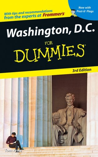 Washington, D.C. for Dummies (3rd Edition)