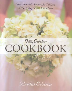 Betty Crocker Cookbook (Bridal Edition)