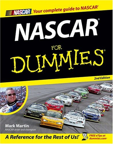 NASCAR for Dummies (2nd Edition)