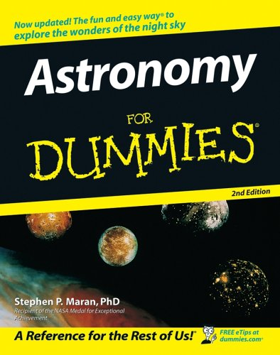 Astronomy for Dummies (2nd Edition)