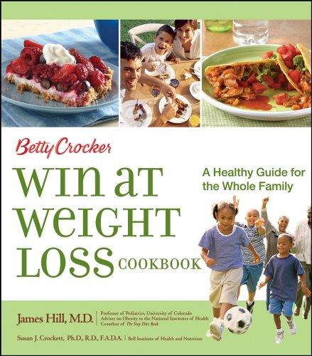 Betty Crocker Win at Weight Loss Cookbook