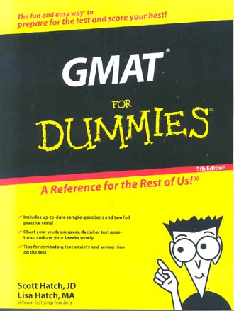 GMAT For Dummies (5th Edition)