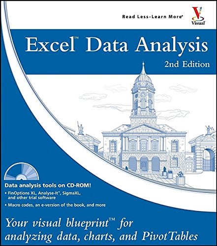 Excel Data Analysis (Visual Blueprint, 2nd Edition)